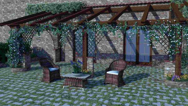Determine What You Intend to Use Your Pergola For