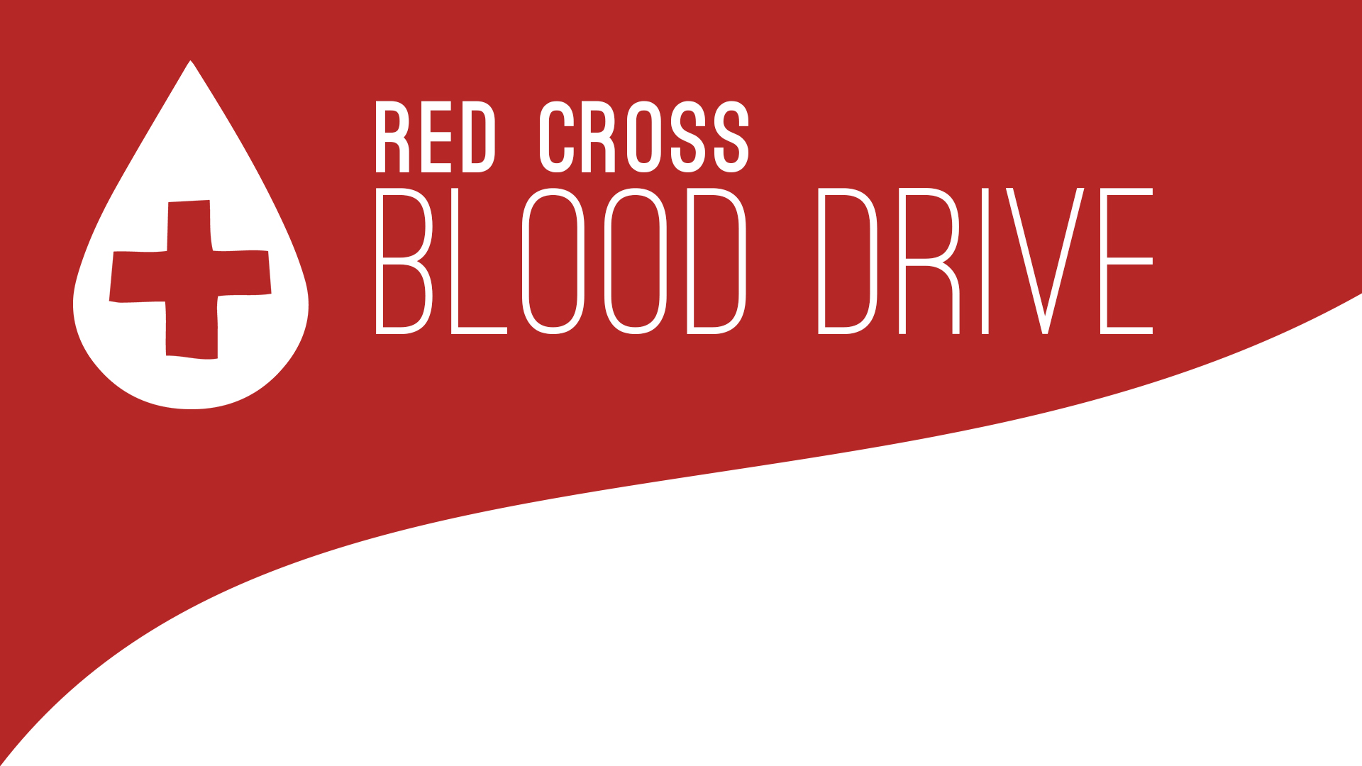 Blood Drive and Health Fair - Holy Trinity Lutheran Church