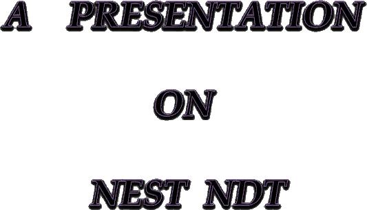 PPT – Visual testing ,Liquid penetrant testing ,Magnetic