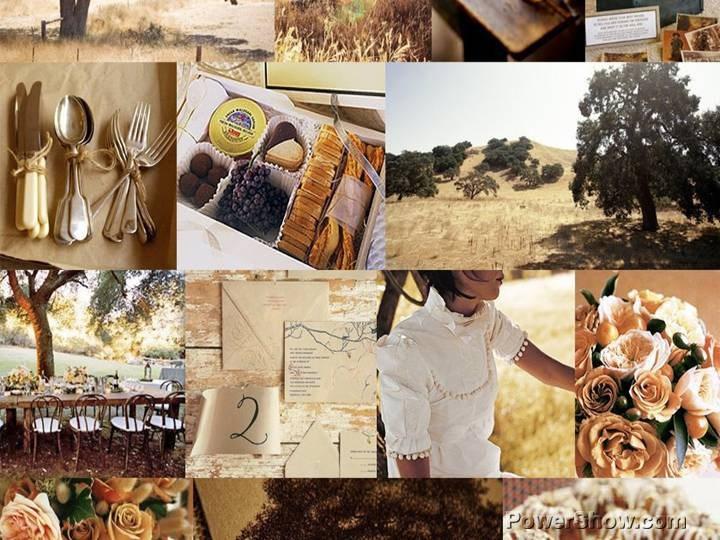 Ppt Rustic Wedding Reception Ideas Powerpoint Presentation Free To View Id 3ad29f Otkwy