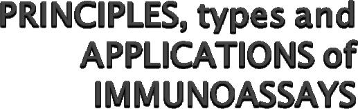 PPT – Immunoassays PowerPoint presentation   free to download - id
