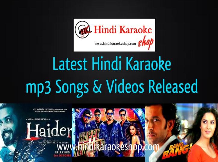 PPT – Bang Bang Hindi Karaoke with Lyrics PowerPoint