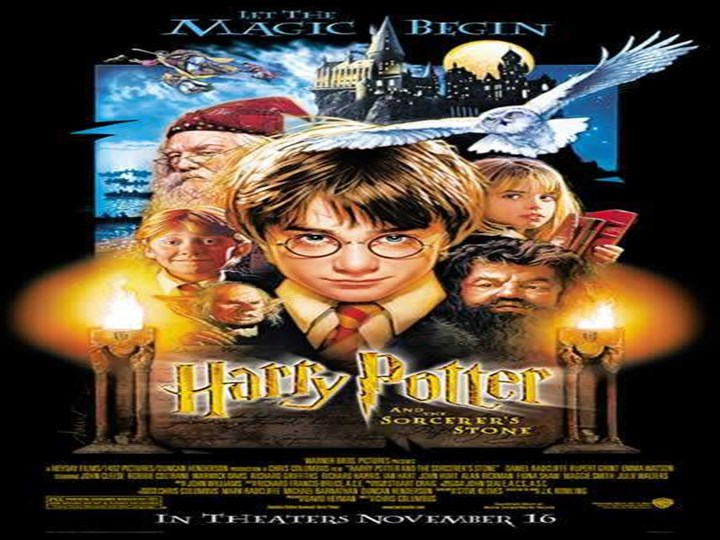 Ppt Harry Potter Powerpoint Presentation Free To Download Id 722d2e Odrin