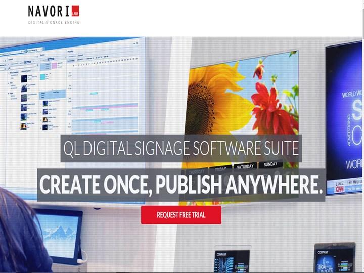 PPT – Digital signage software | Digital Signage | Navori Softeare