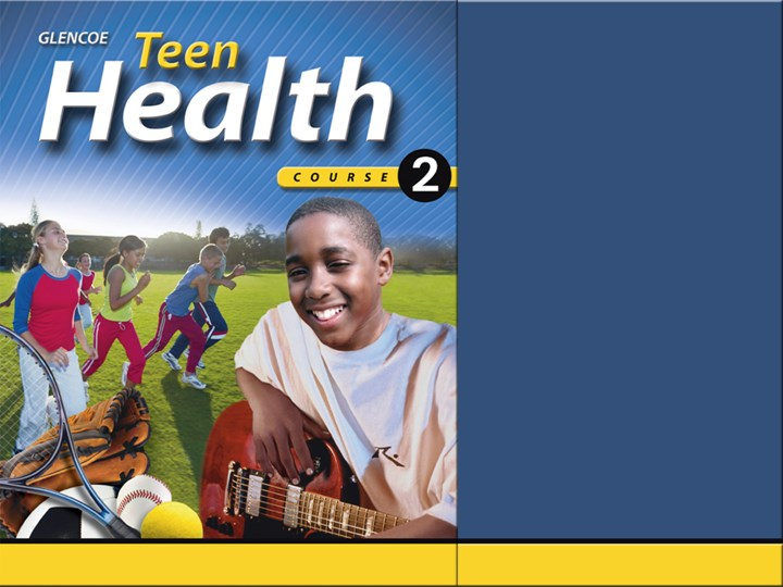 PPT TEEN HEALTH COURSE 2 PowerPoint Presentation Free To