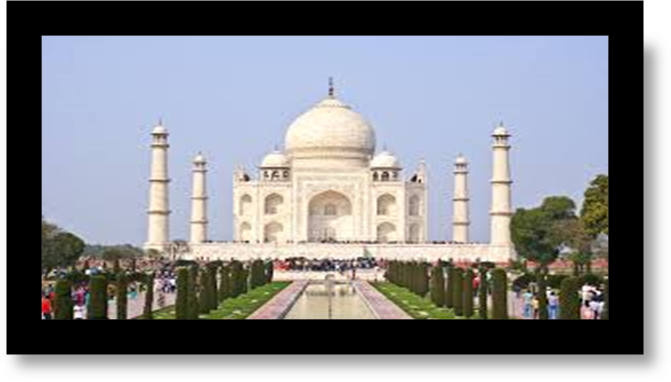 Taj mahal facts and truths.