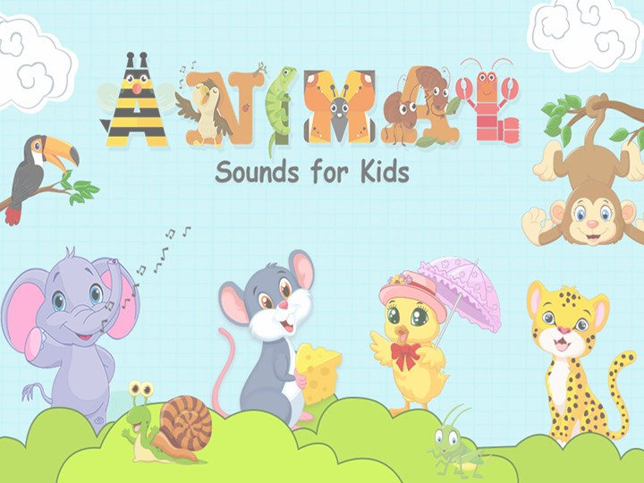 Ppt Animal Sound For Kids Powerpoint Presentation Free To Download Id 7e71e7 Mgfjm