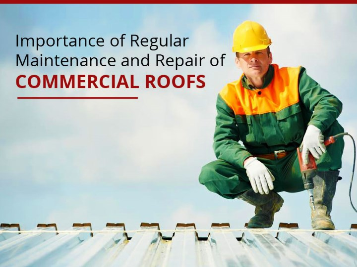 PPT – Benefits of Preventative Maintenance in Commercial Roofing St