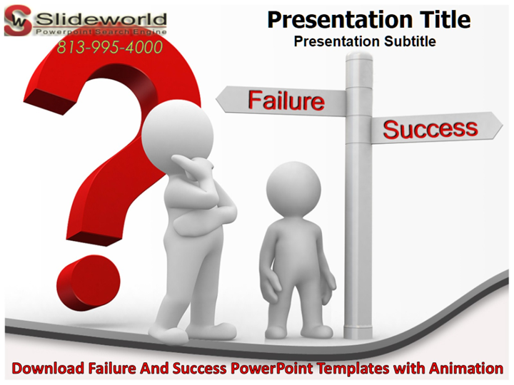 Ppt Download Failure And Success Powerpoint Templates With