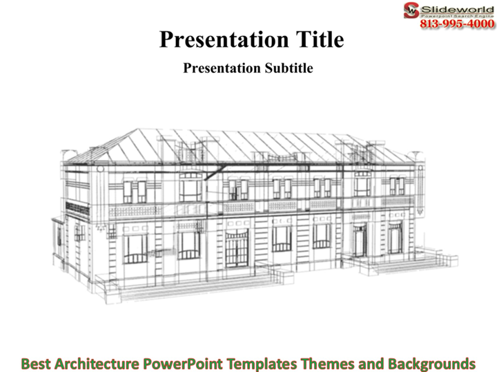 Ppt Best Architecture Powerpoint Templates Themes And Backgrounds