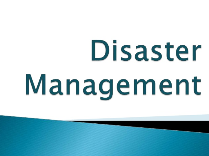 PPT – Disaster Management PowerPoint presentation | free to