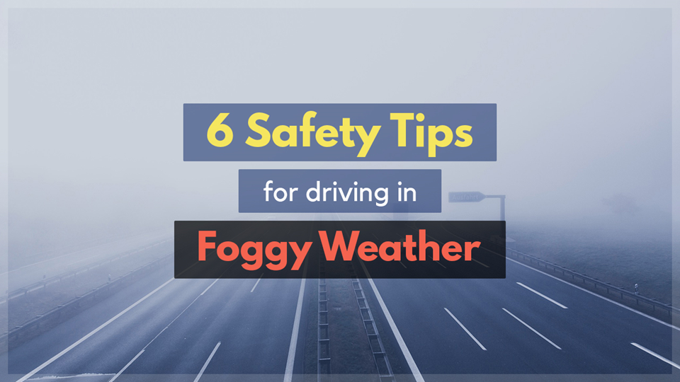 PPT – 6 Safety Tips For Driving in Foggy Weather PowerPoint