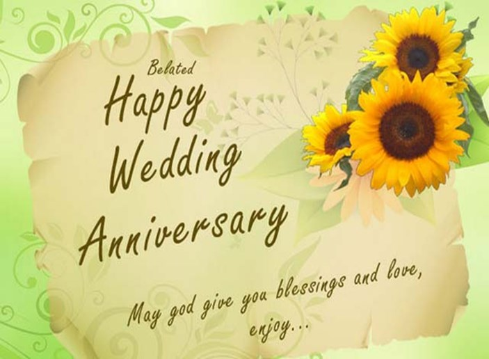 Ppt 55 Happy Wedding Anniversary Wishes For Wife And Husband Powerpoint Presentation Free To Download Id 870fb0 M2ixn
