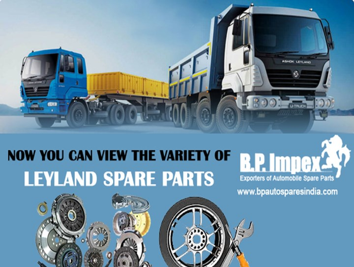 PPT – Ashok Leyland Truck Parts PowerPoint presentation | free to