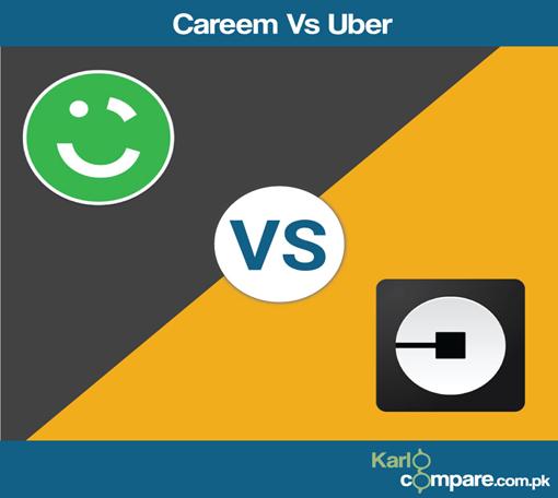 0cc1d4bbd56 PPT – Uber vs Careem PowerPoint presentation