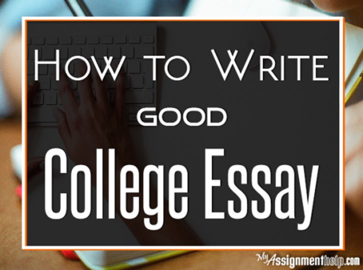 Writing A College Application Essay Powerpoint