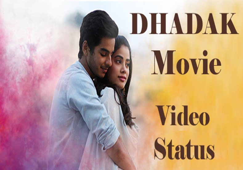 PPT – Dhadak Whatsapp Video Status Download - Jhanvi and