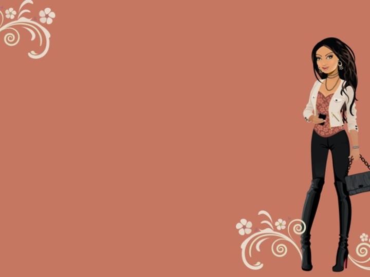 Ppt Rockstar Girl Fashion Salon Game Powerpoint Presentation Free To Download Id 8b3af2 Mdnmz