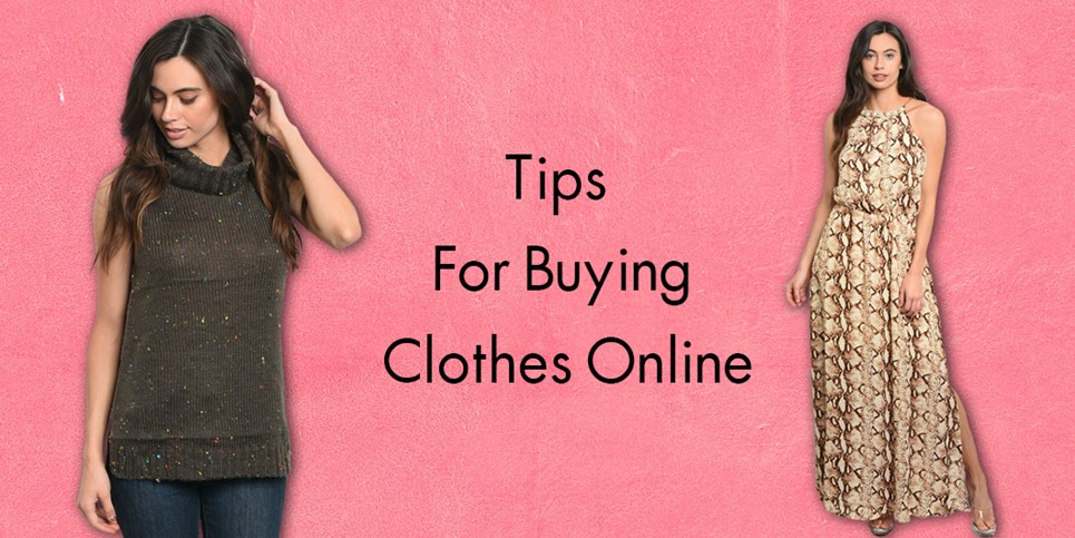 PPT – Tips for buying clothes online PowerPoint presentation | free to  download - id: 8be0d3-YTQ0Y