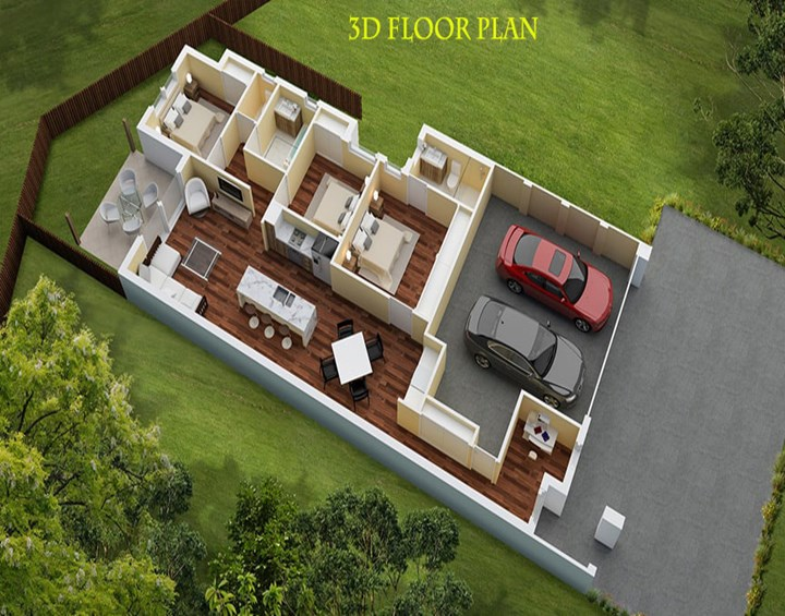 Ppt 3d Floor Plan Design Services Powerpoint Presentation Free To Download Id 8be81d Ymexn