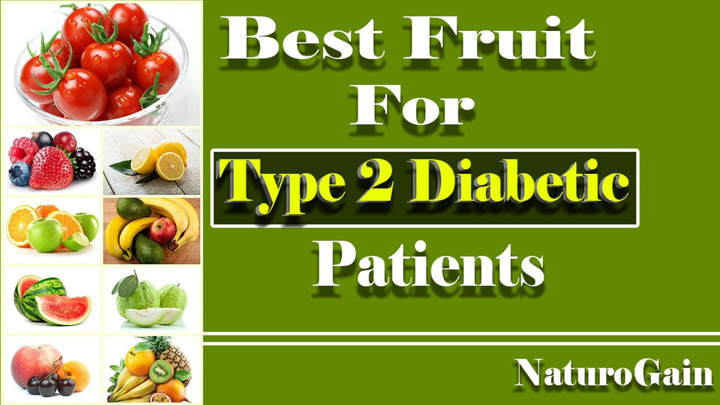 Ppt Best Worst Fruit For Type 2 Diabetic Patients Manage High
