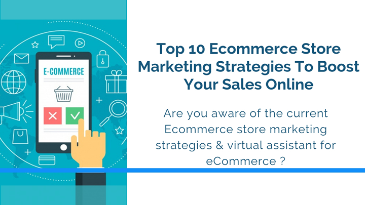 PPT – Ecommerce Store Marketing Strategy PowerPoint