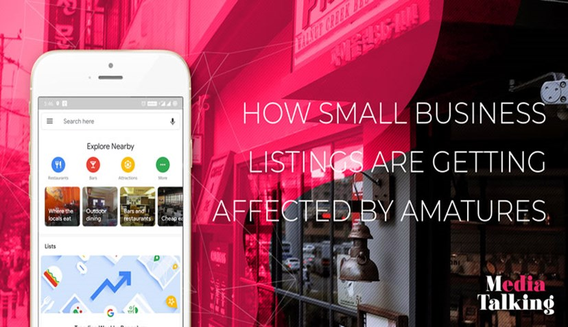 PPT – How Small Business Listings are getting affected by amature