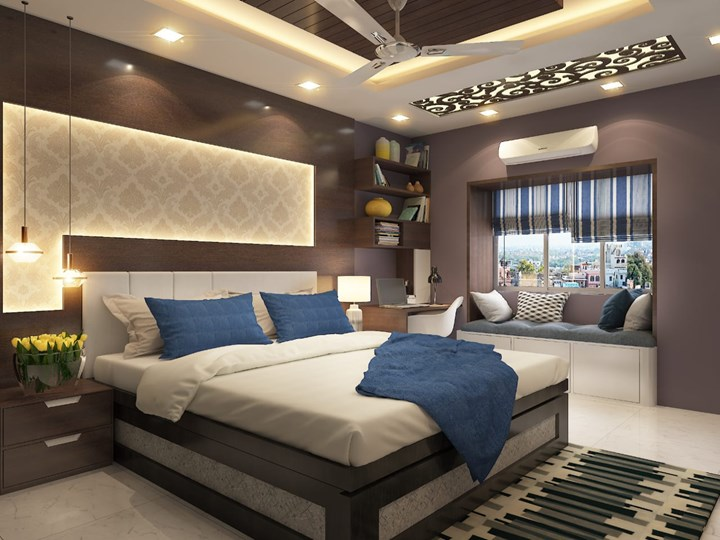 Ppt 10 Latest Bedroom Interior Design Ideas Powerpoint Presentation Free To Download Id 8ec389 Yjjkz