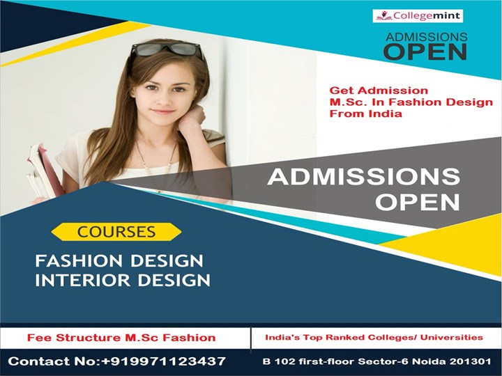 Ppt Distance M Sc Fashion Courses Career Eligbility Scope Fees Admission 2019 Powerpoint Presentation Free To Download Id 8edbb3 Njbkm