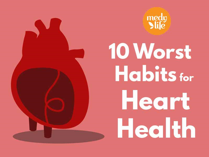 Ppt 10 Worst Habits For Heart Health That You Must Ditch Powerpoint Presentation Free To Download Id 8f25f4 Oge1m
