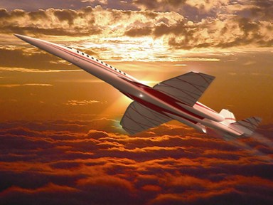 Ppt Supersonic Aircraft Design Challenges For Optimization Powerpoint Presentation Free To Download Id 1a0059 Zdc1z