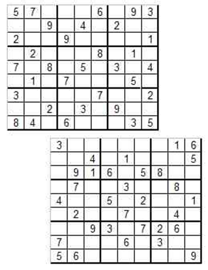 PPT – Sudoku%20Puzzles PowerPoint presentation | free to