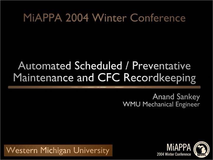 PPT – Preventive%20Maintenance%20 PowerPoint presentation | free to