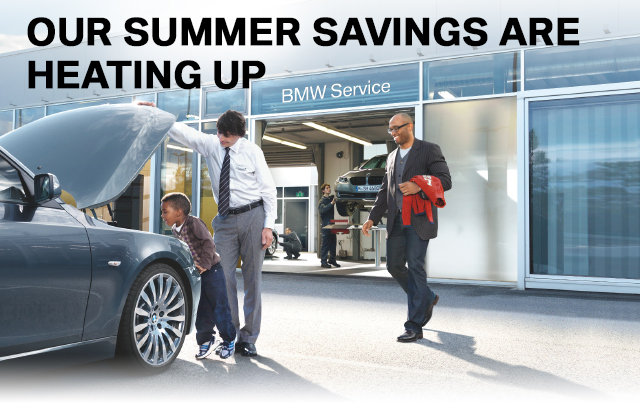 Our Summer Savings Are Heating Up.