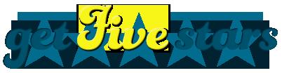 GetFiveStars Logo