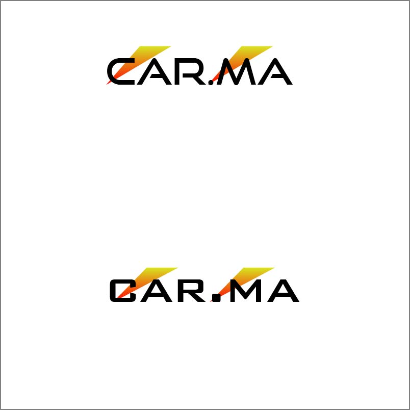 Logo Design by Private User - Entry No. 122 in the Logo Design Contest New Logo Design for car.ma.
