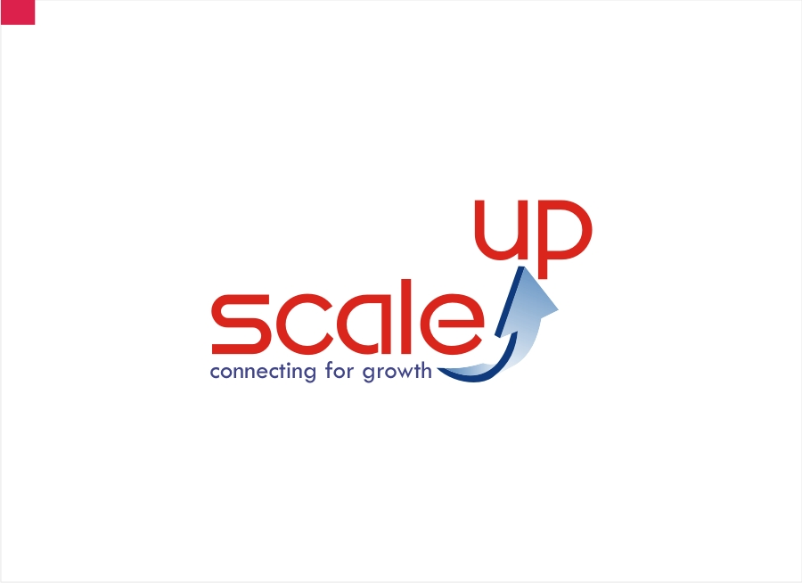 Logo Design by Private User - Entry No. 9 in the Logo Design Contest Logo Design for scaleUp a consulting & event management company.