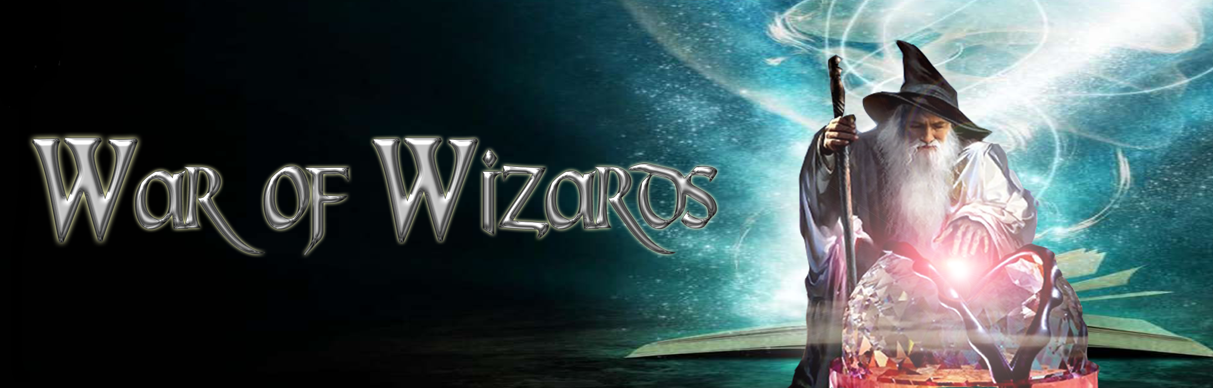 Banner Ad Design by Lara Puno - Entry No. 33 in the Banner Ad Design Contest Banner Ad Design - War of Wizards (fantasy game).