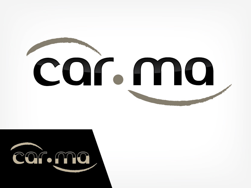 Logo Design by Private User - Entry No. 195 in the Logo Design Contest New Logo Design for car.ma.