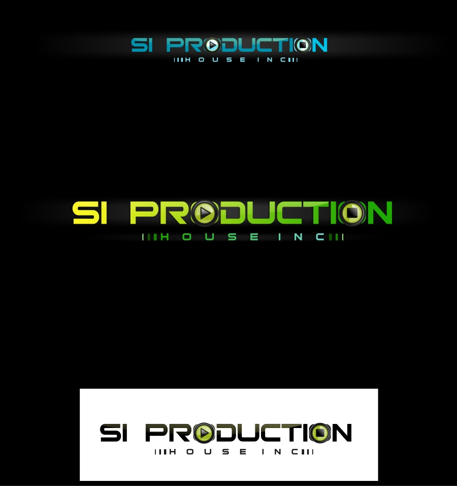 Logo Design by Private User - Entry No. 8 in the Logo Design Contest Si Production House Inc Logo Design.