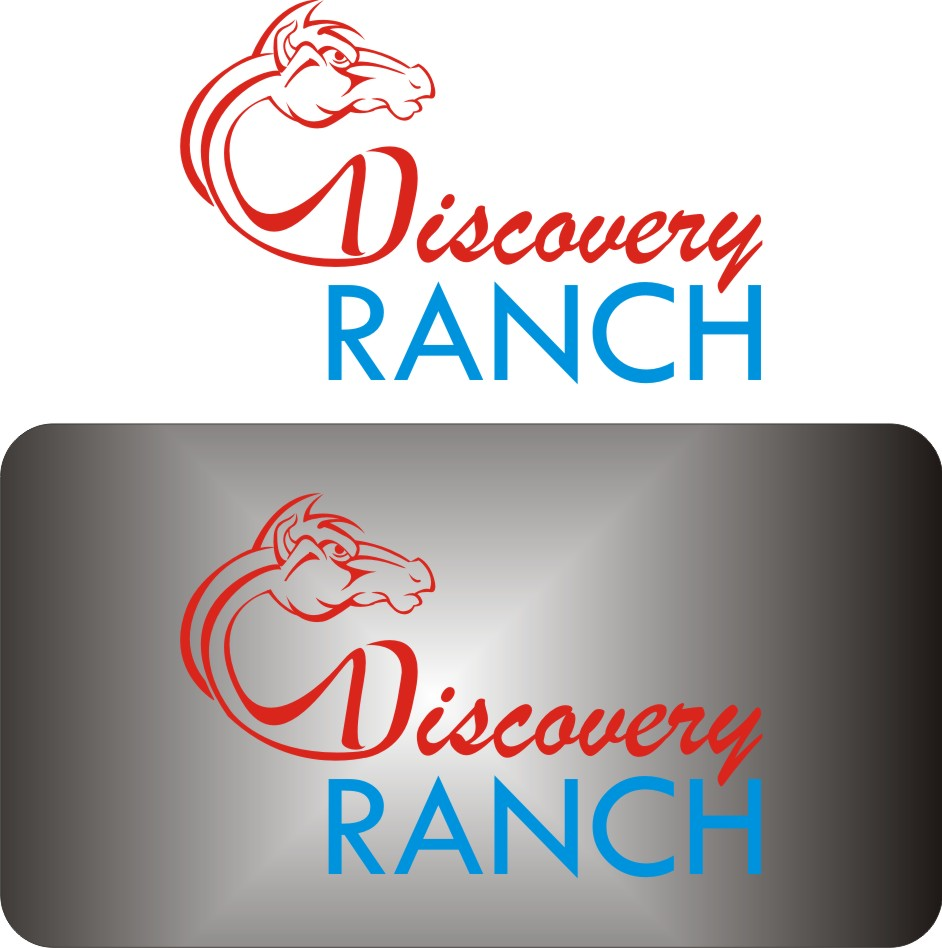 Logo Design by Korsunov Oleg - Entry No. 1 in the Logo Design Contest Creative Logo Design for Discovery Ranch.