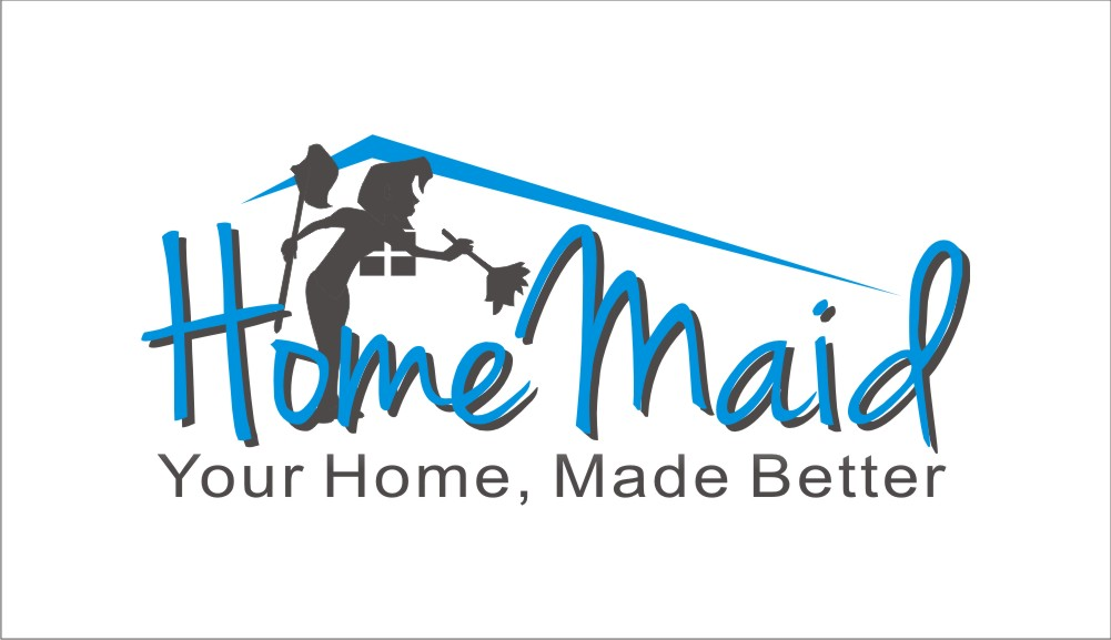 Logo Design by Shailender Kumar - Entry No. 74 in the Logo Design Contest Unique Logo Design Wanted for HomeMaid.