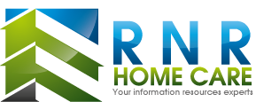 Logo Design by Private User - Entry No. 76 in the Logo Design Contest Imaginative Logo Design for RNR HomeCare.