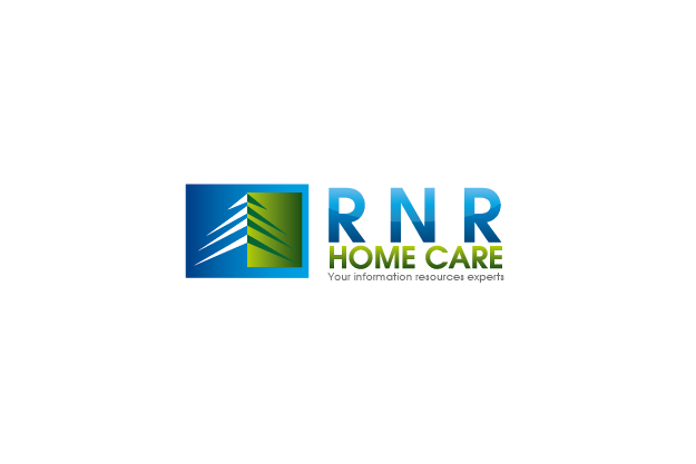 Logo Design by Private User - Entry No. 77 in the Logo Design Contest Imaginative Logo Design for RNR HomeCare.