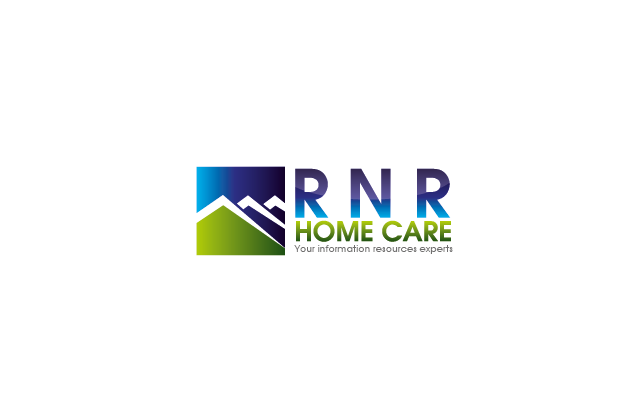 Logo Design by Private User - Entry No. 79 in the Logo Design Contest Imaginative Logo Design for RNR HomeCare.