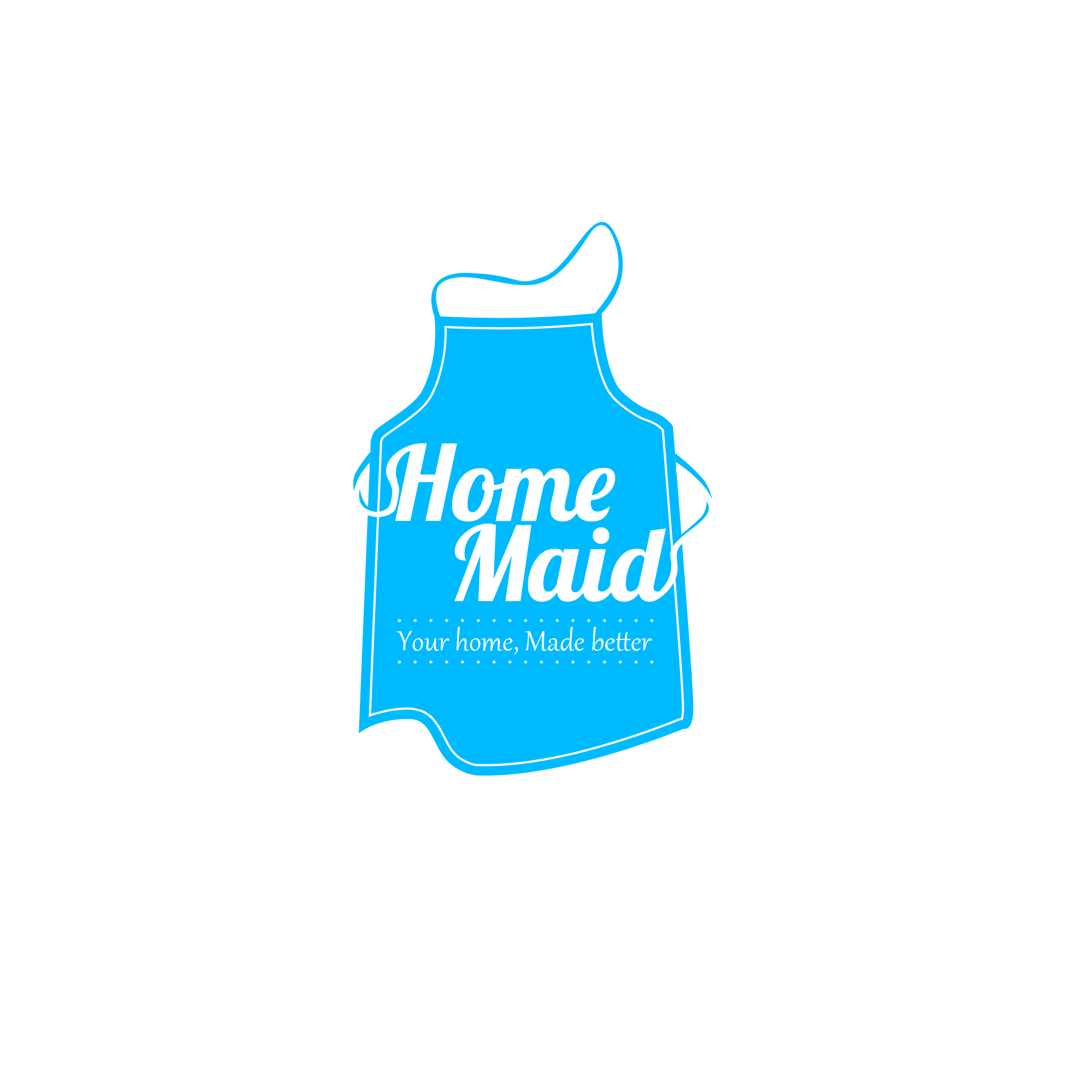 Logo Design by Kenneth Joel - Entry No. 82 in the Logo Design Contest Unique Logo Design Wanted for HomeMaid.