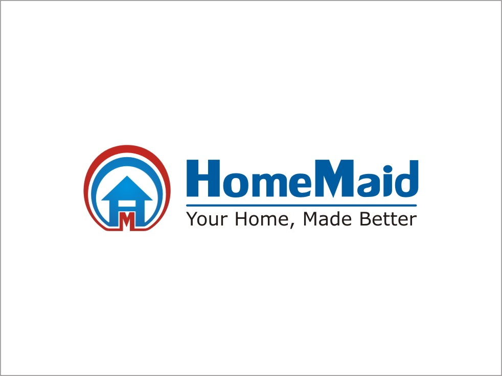 Logo Design by RED HORSE design studio - Entry No. 85 in the Logo Design Contest Unique Logo Design Wanted for HomeMaid.