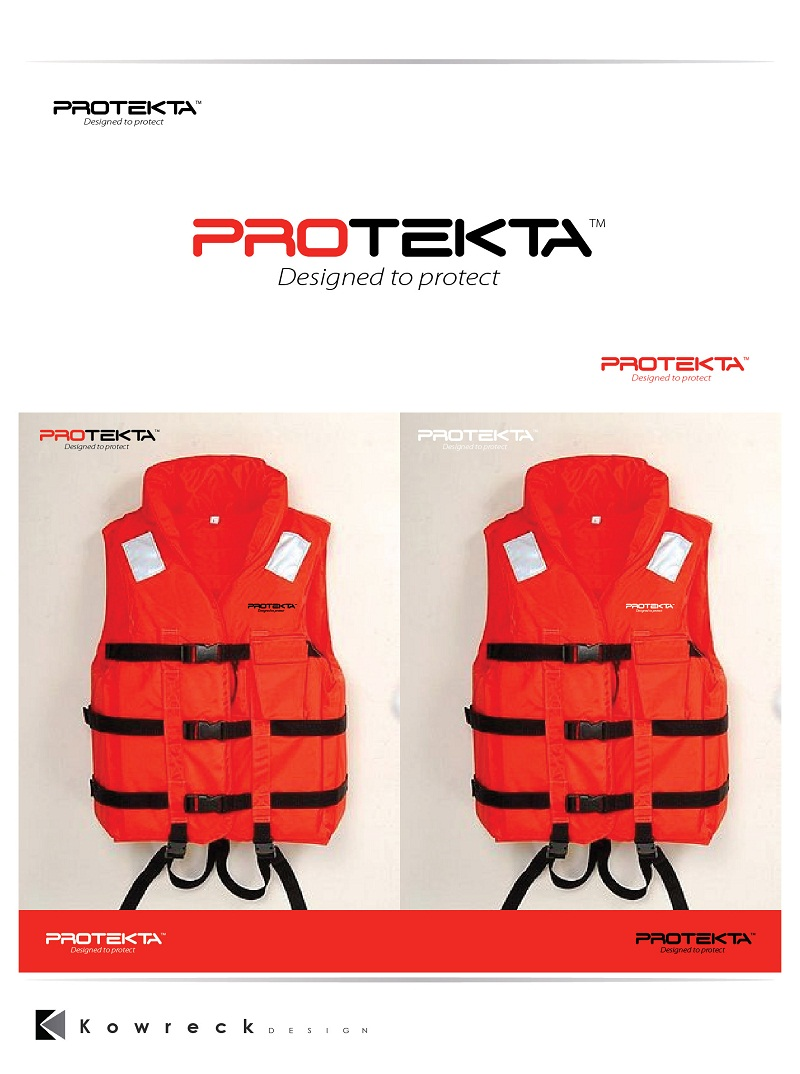Custom Design by kowreck - Entry No. 20 in the Custom Design Contest CUSTOM DESIGN - I need a NEW brand name/logo for a new line of life jackets.  It needs to be a cool.