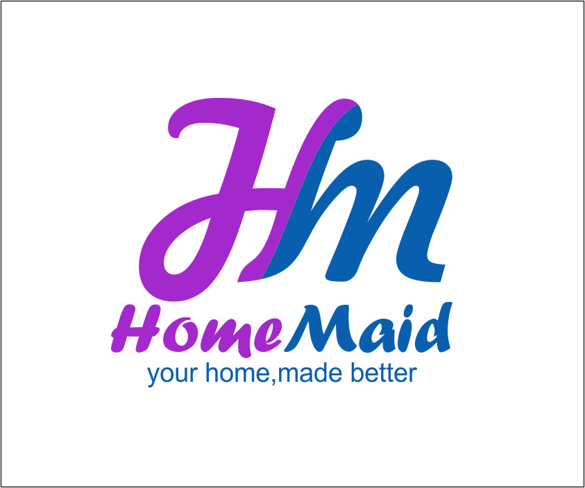 Logo Design by Agus Martoyo - Entry No. 101 in the Logo Design Contest Unique Logo Design Wanted for HomeMaid.