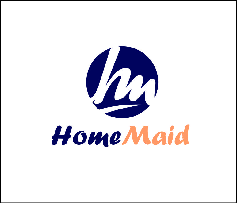 Logo Design by Agus Martoyo - Entry No. 102 in the Logo Design Contest Unique Logo Design Wanted for HomeMaid.
